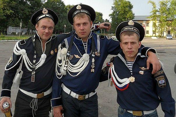 Солдаты в цирке не смеются
